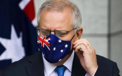 如何带领澳洲摆脱新冠疫情危机?民众:换个政府或许能成